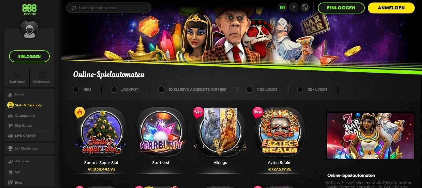 slots berlin casino review