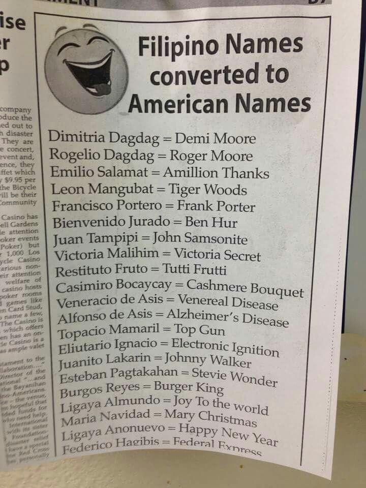 Pinoy Names Converted To Kan  Keep Calm Im Pinay -4762