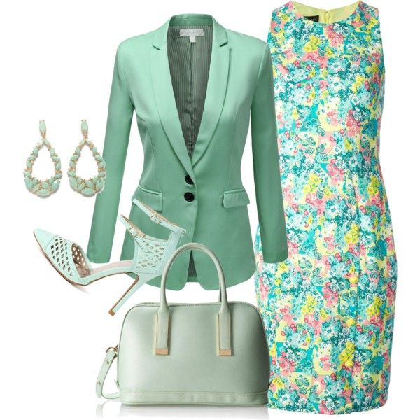 """Office attire 2"" by bsimon-1 on Polyvore"