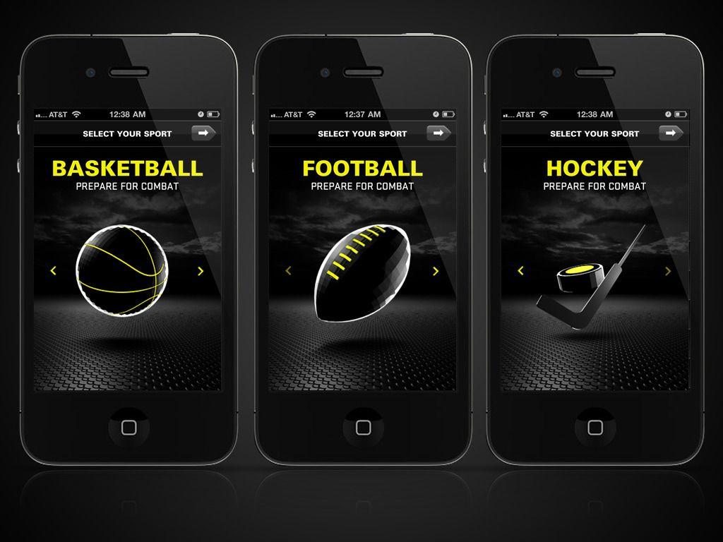 NIKE   BOOM Mobile App   Mobile Device   Mobile app, Mobile
