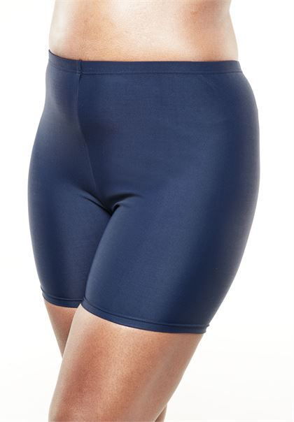 Bike short with Xtra Life® Lycra® by Aquabelle® | Plus Size