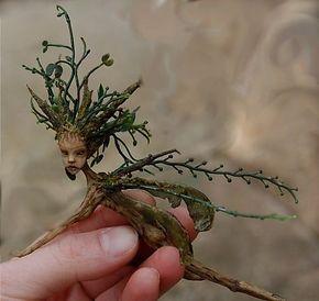 espíritu arbóreo