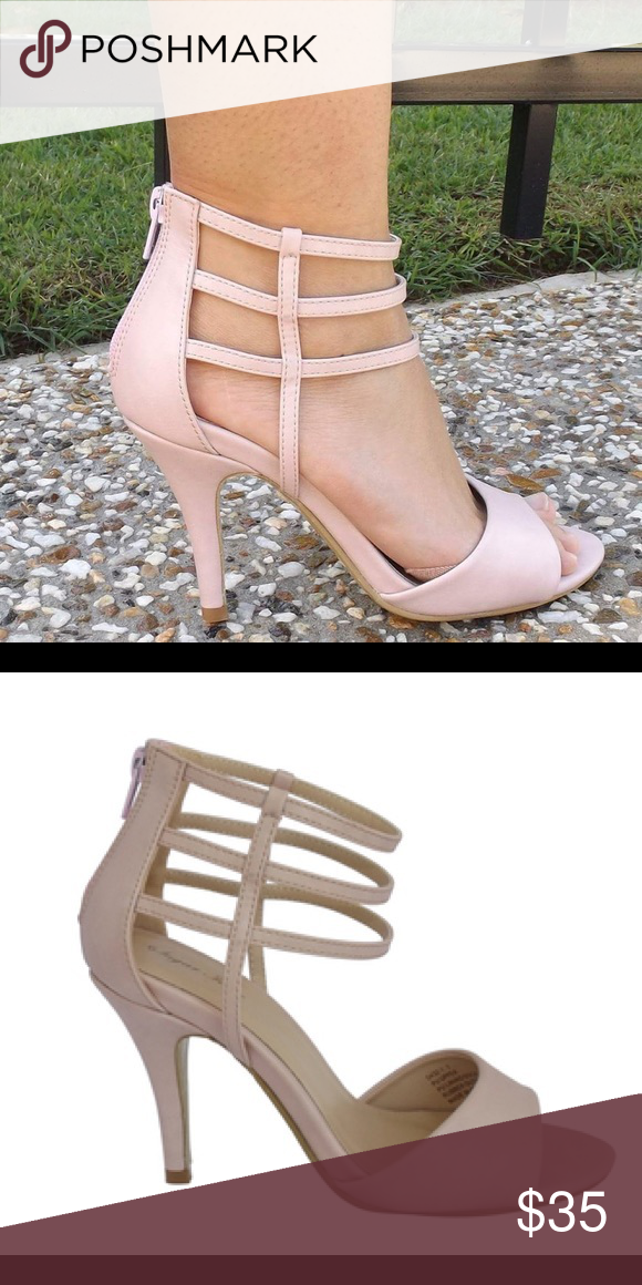 46f88df51be Miss Mafia Size 7 Sugar Tease New Pink High Heels Boutique
