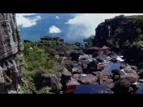 Planet Earth - Angel Falls (1080p Full HD)