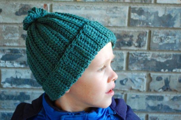 Free Crochet Cold Snap Cap Pattern | CrochetHolic - HilariaFina ...