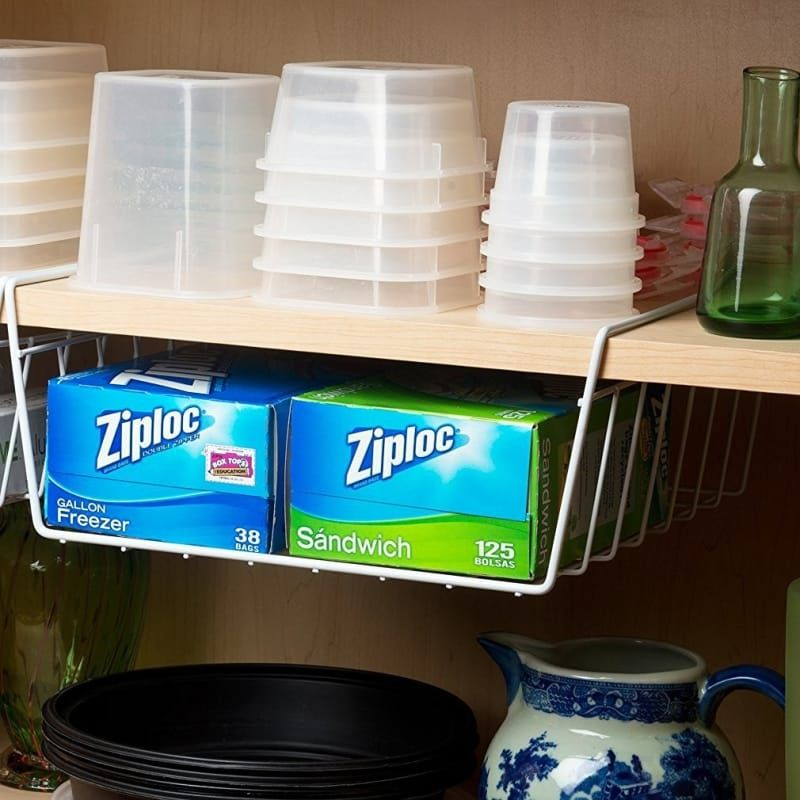 Kitchen Organization Alejandra: 22 Genius Things Everyone With A Small Apartment Needs To