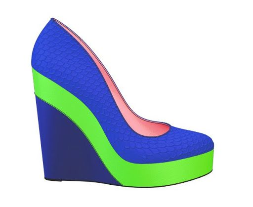 Got to love Shoes of Prey! Design your perfect pair of shoes || shoesofprey.com