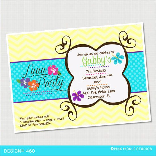 Hawaiian invitations hawaiian party hawaiian birthday hawaiian invitations hawaiian party hawaiian birthday invitations tiki invitations tropical invitations luau invitation 460 stopboris Image collections