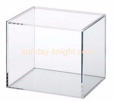 Custom Clear Acrylic Plexiglass Storage Boxes DBK 103