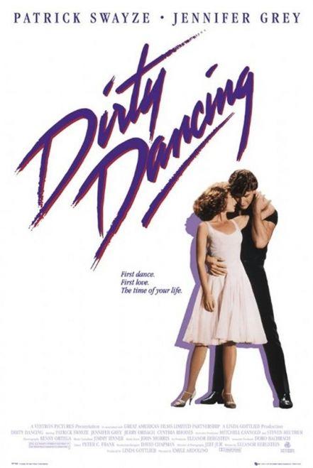 Dirty Dancing Movie Poster Print (24 x 36) - Item # XPE160224