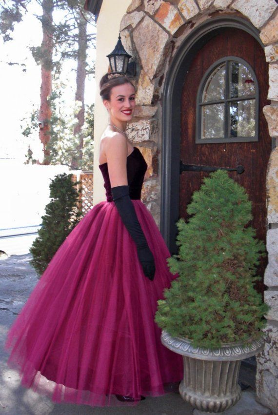 Purple Ballerina Dresses for Prom