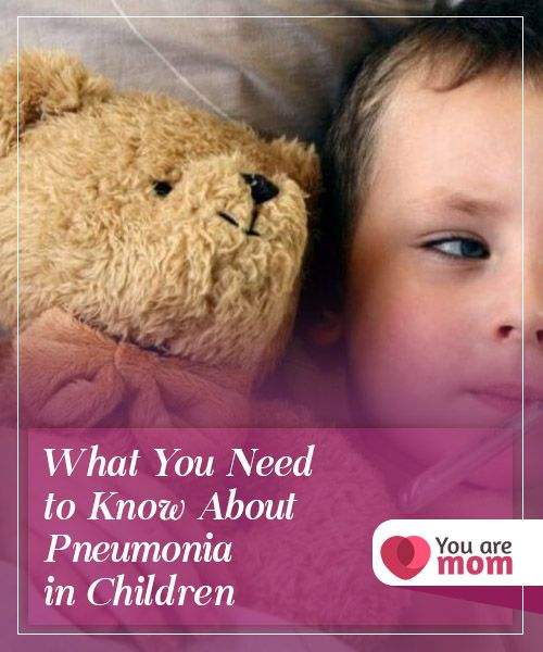 What You Need to Know About Pneumonia in Children - You ...