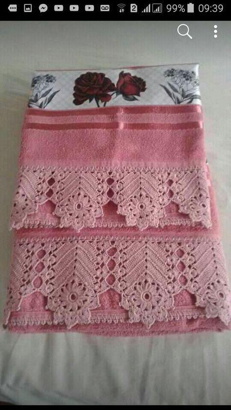13 barradinhos lindos para aplicar em panos de copa e toalhas ...