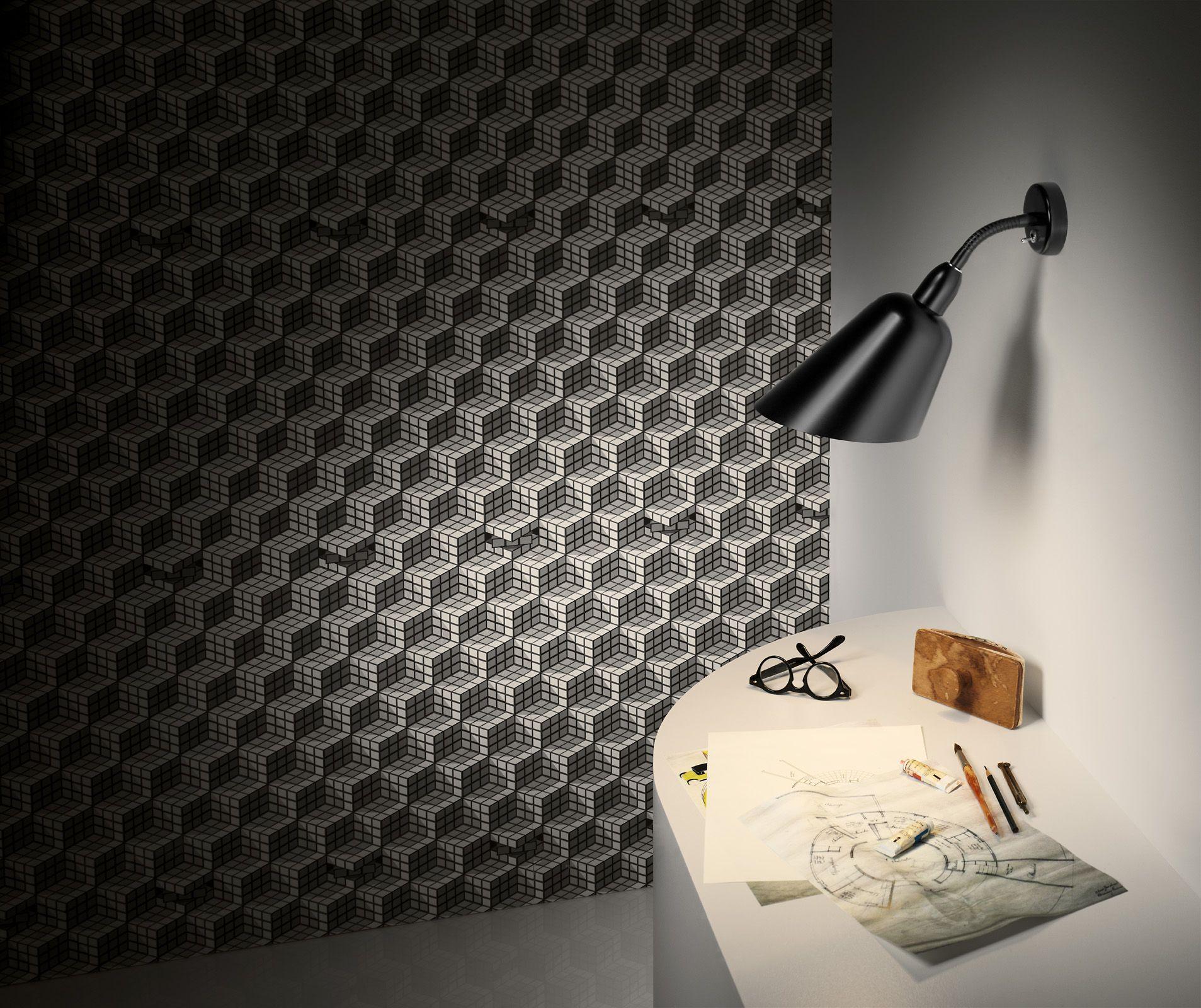 Bellevue Wall Lamp Arne Jacobsen Tradition Http Decdesignecasa Blogspot It Black Wall Lamps Wall Lamp Wall Lights