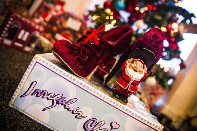 Irregular Thinking: Jingle - Santa Heels
