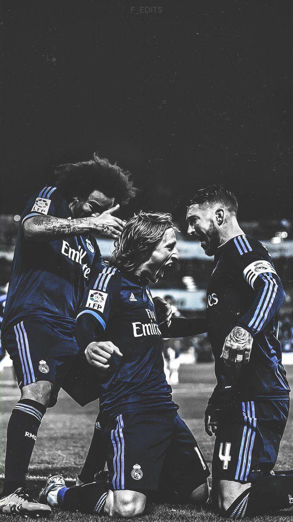 Marcelo Modric Sergio Ramos Wallpaper Real Madrid Wallpapers Madrid Wallpaper Modric Real Madrid