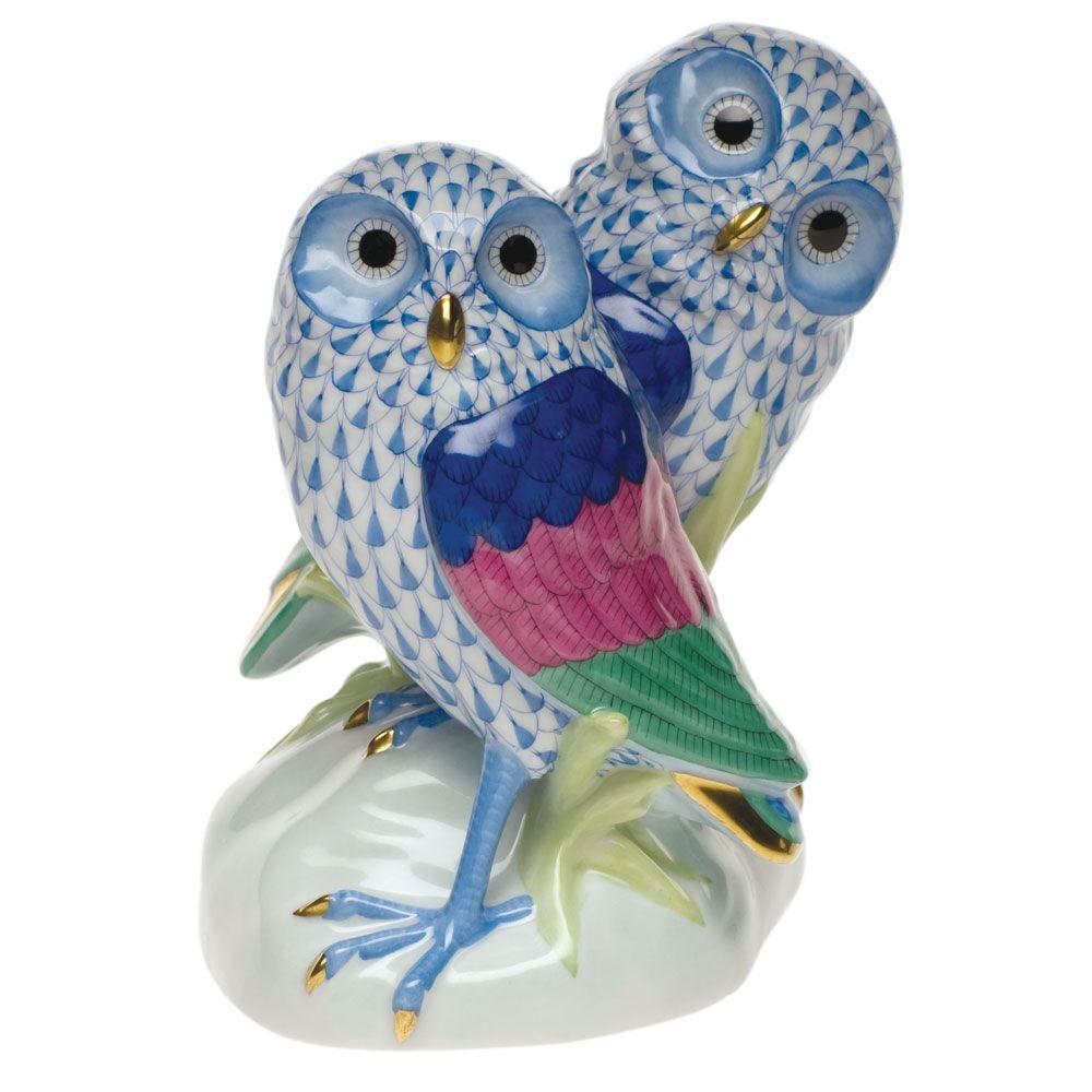 burrowing owls herend pinterest porcelain and coloured glass. Black Bedroom Furniture Sets. Home Design Ideas