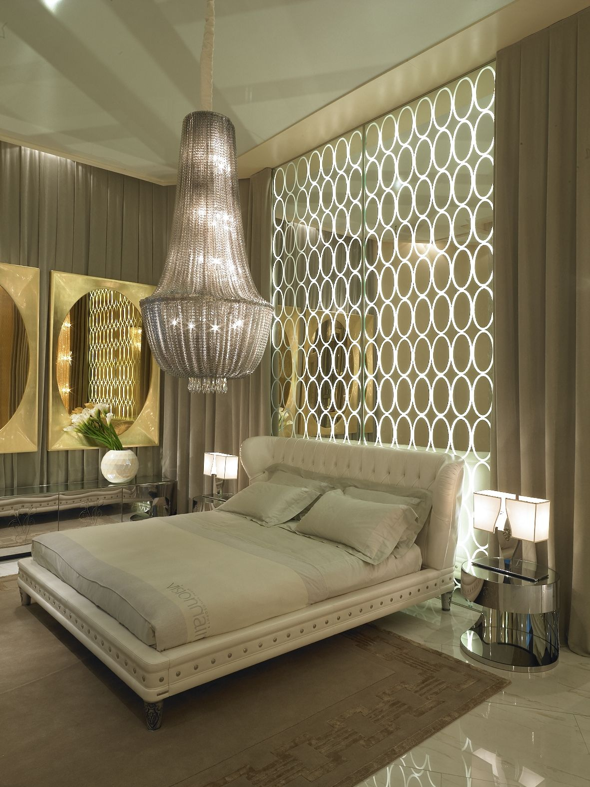 Luxury Bedrooms Luxury Bedroom Furniture Designer Bedroom Furniture By Instyle Decor Com Luxurious Bedrooms Luxury Bedroom Design Elegant Master Bedroom