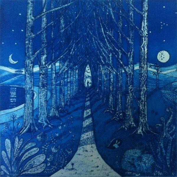 Night Path by Kit Boyd