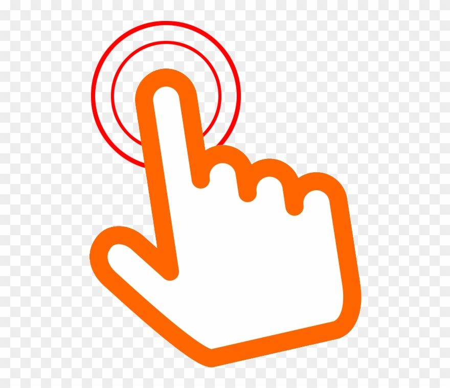 Download Hd Here Clipart Hand Pointer Click Here Hand Icon Png Transparent Png And Use The Free Clipart For Your Creative P Hands Icon Clip Art Free Clip Art