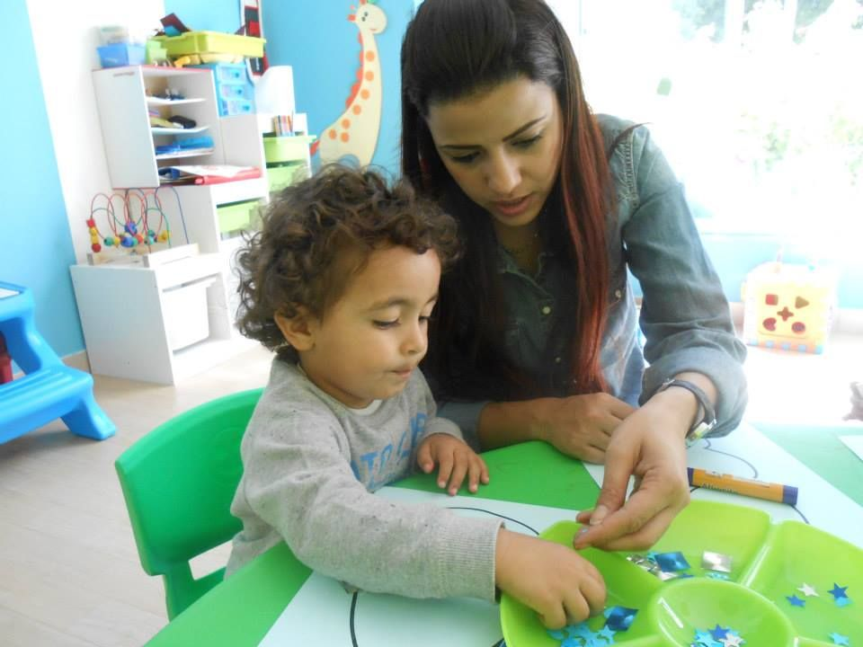 Tiny Town Nursery near IMPZ helps children learn through