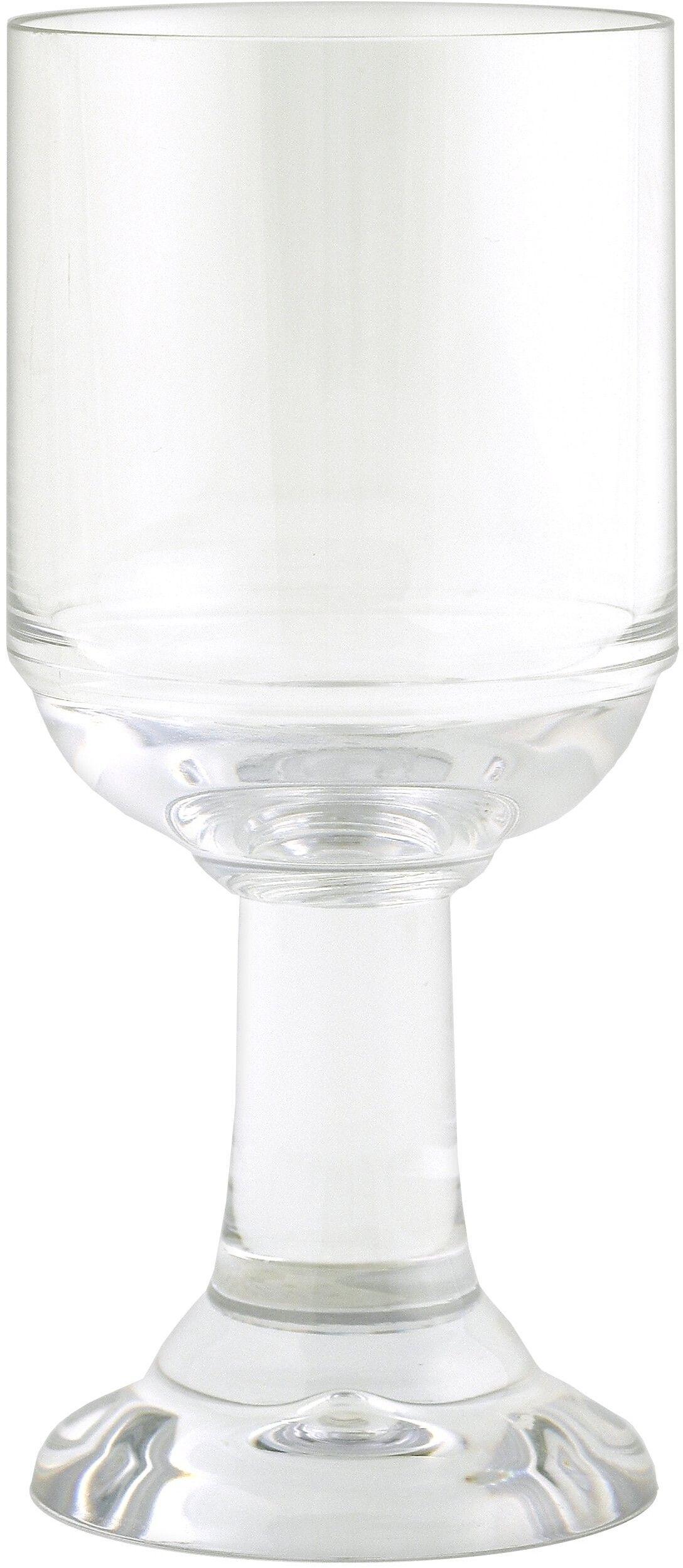 Strahl Da Vinci Clear Goblet, 10 Ounce Goblet