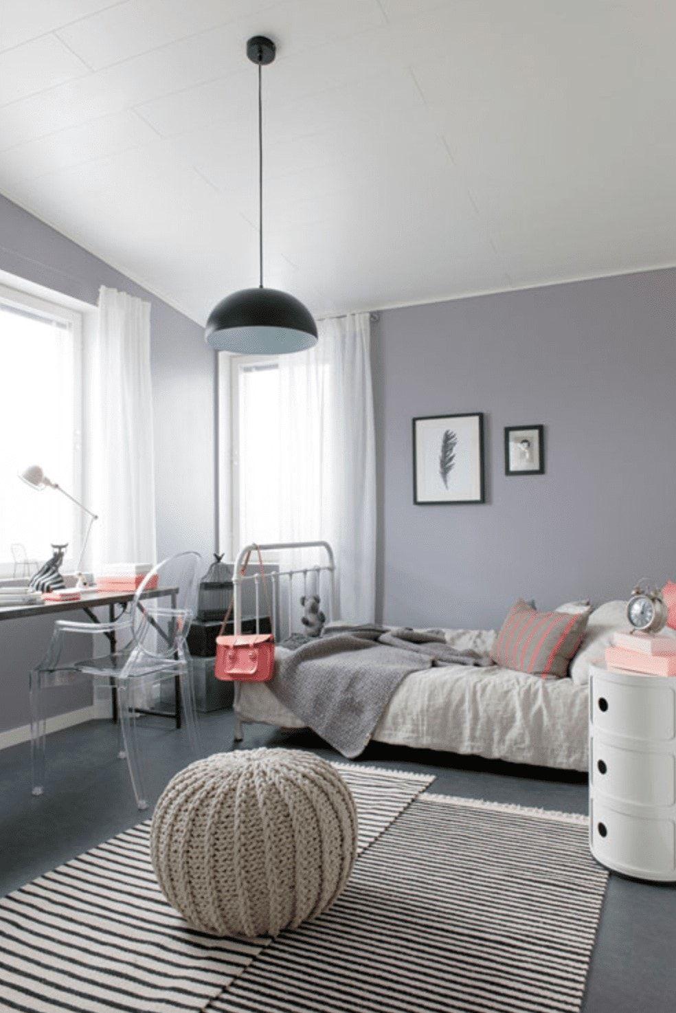 Faire Une Belle Chambre chambre d'ado fille : 30 idées de décoration pour une