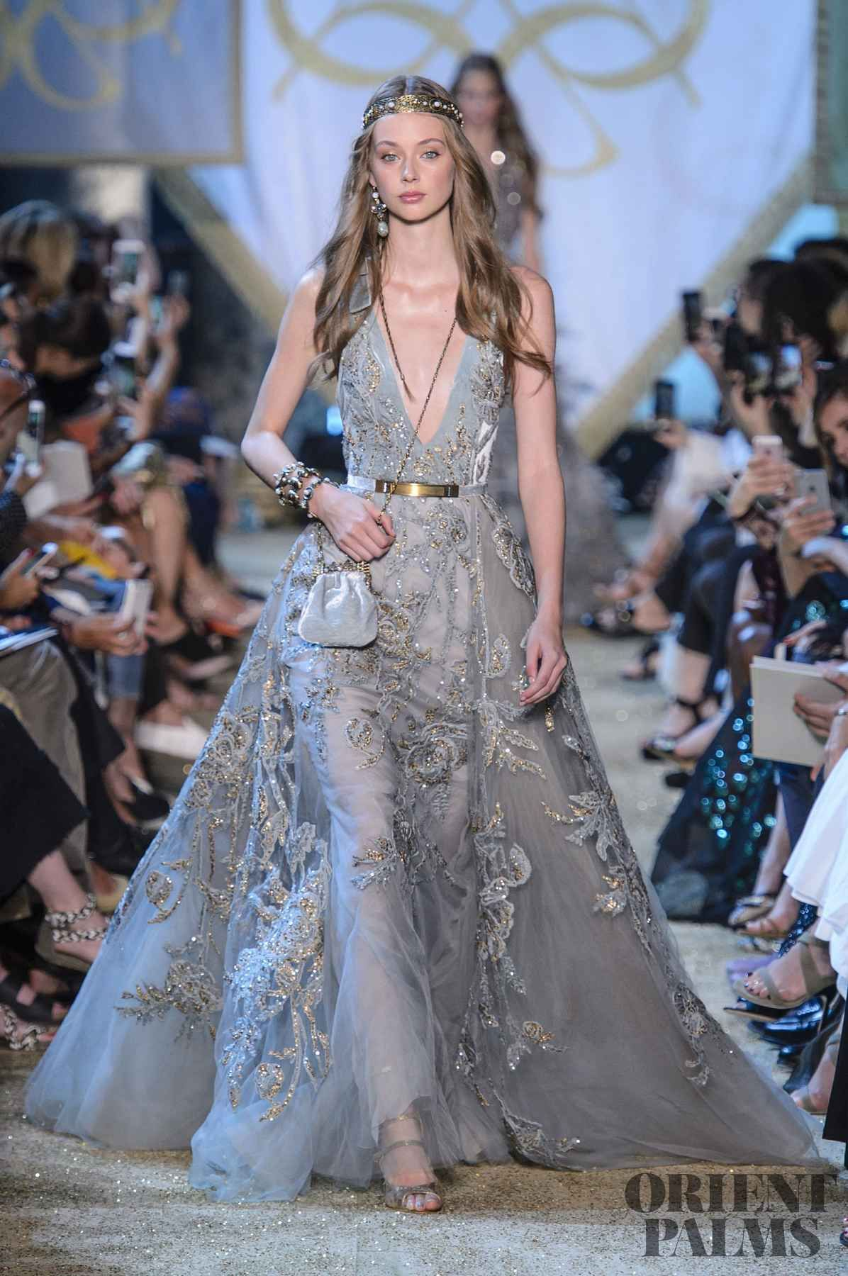 Elie saab fallwinter couture elie saab gowns and