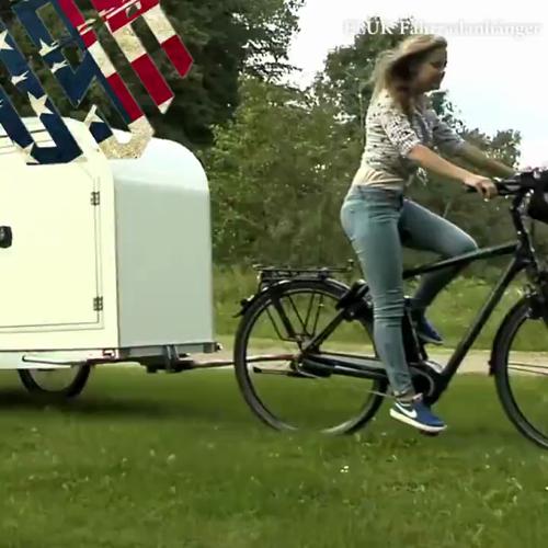 Bicycle Caravan Cycling Bike Ebike Time Love Music Life
