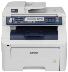 Buy Brother MFC 9320CW High Quality Digital Color All in One Printer
