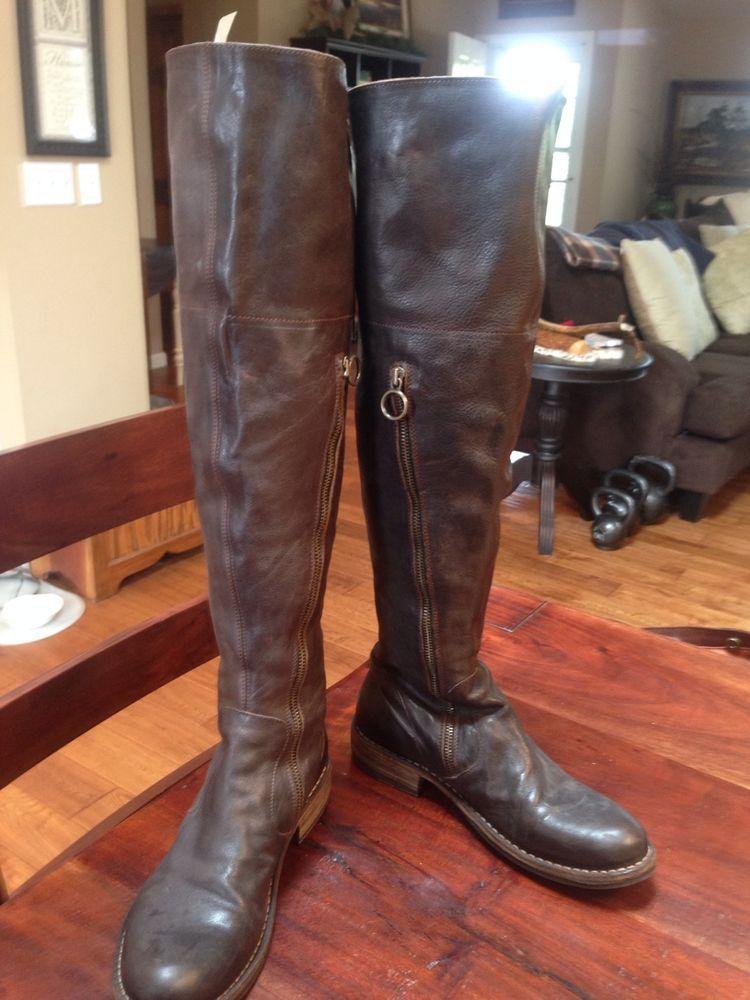 08fb9e9bca39 Fiorentini + Baker Eternity Elena Boots Size 39   9 Fiorebtini+Baker ...