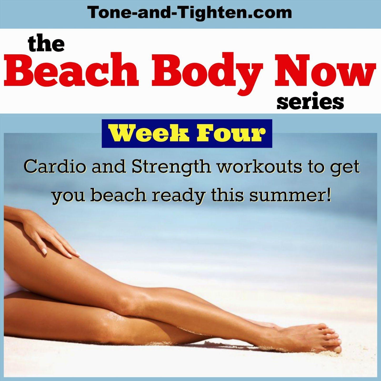 5 Tips for Summer-Body Strength Training pics
