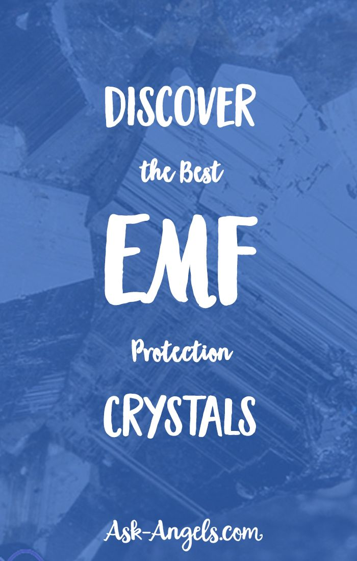 Crystals for EMF Protection | sacred stones, jewellery, and
