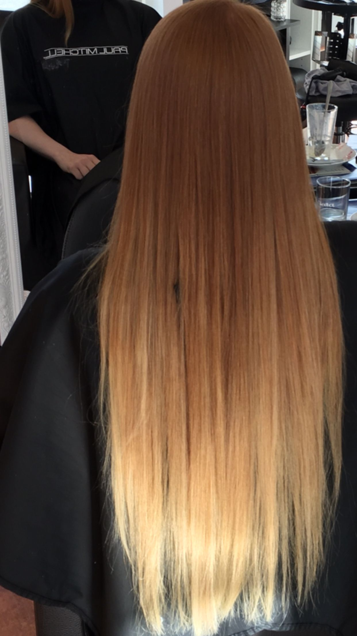 Ombre Hair Blond Rot 25 43 Insanely Awesome Ombre Hair Red Blue