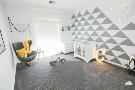 Habitacion bebe moderna 1 habitaciones bebe ni o - Habitacion bebe moderna ...