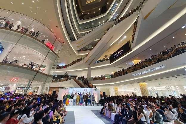 ICONSIAM Mall, Bangkok This beautiful shopping mall