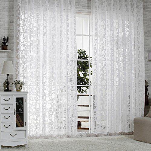 Pin By Csaba Sandor On Lakasba Voile Curtains Drapes