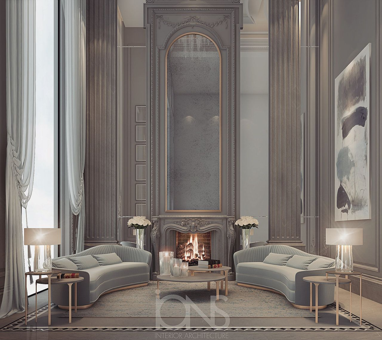 Majestic Interiors An Interior Designing Firm: Luxury Interior Design Dubai...IONS One The Leading