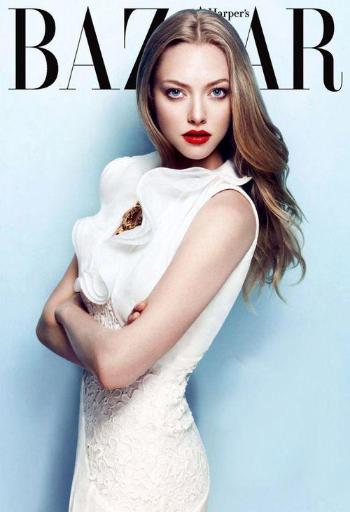 Harper's Bazaar Korea July 2013 | Amanda Seyfried