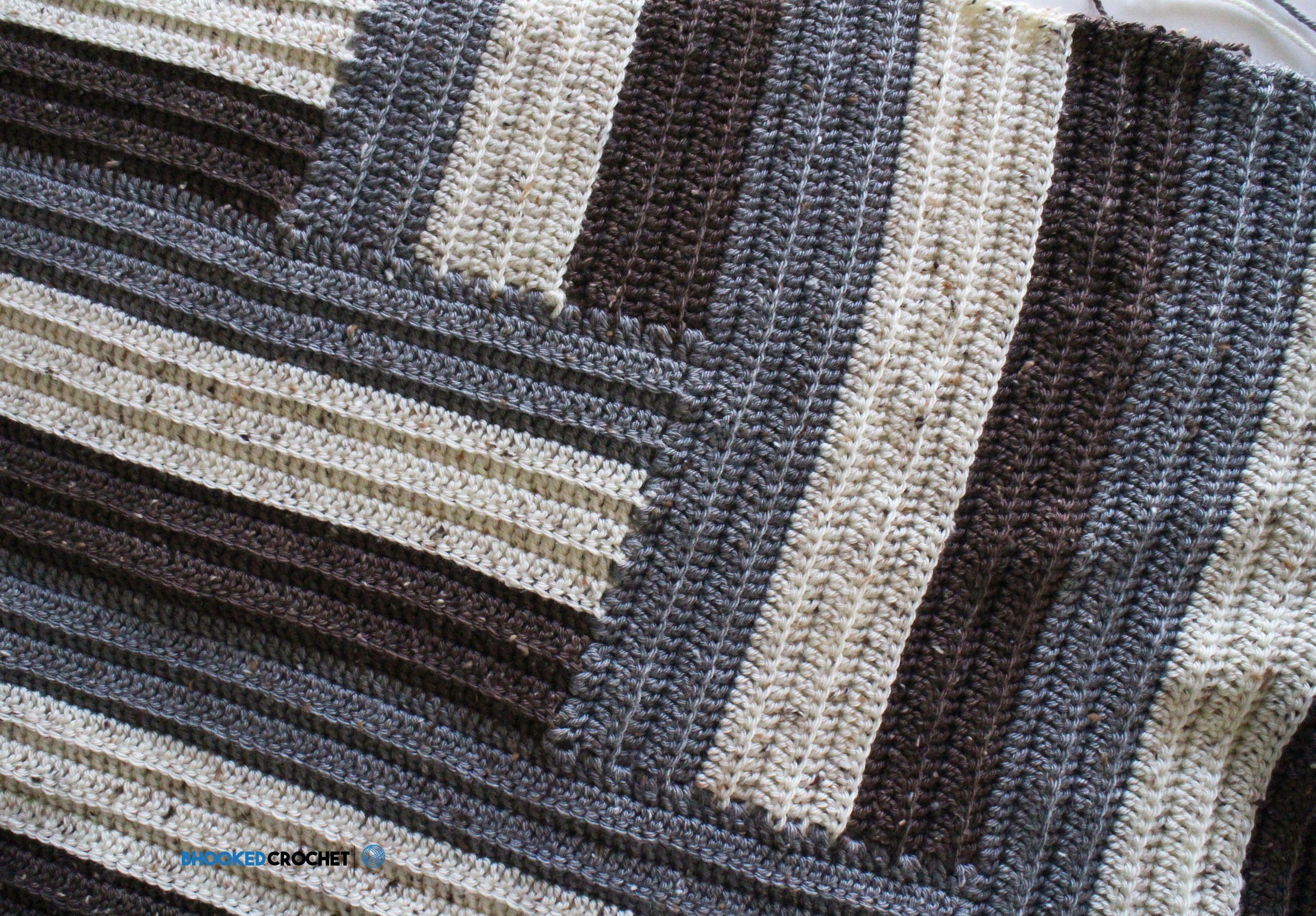Guest Post: Staircase Crochet Afghan - Yarnspirations Blog | crochet ...