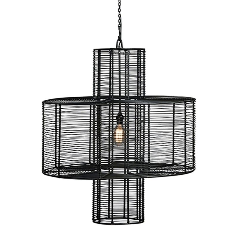 Dovetail georgina hanging light cylinder pendants lighting candelabra inc