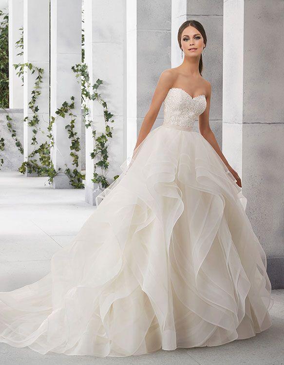 Madeline Gardner 51219 New York Wedding Dresses Mori Lee Dress Designer