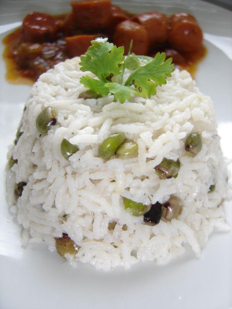 El Amor Por La Cocina Arroz Con Guandu Estilo Panameño Delicias