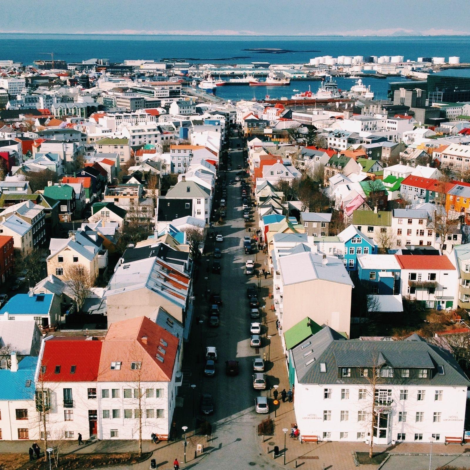 Reykjavik / photo by codename