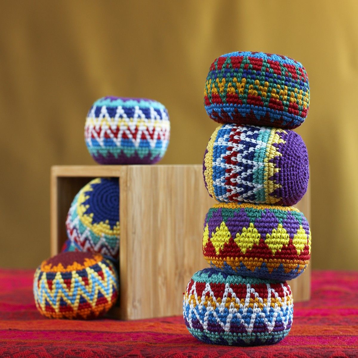 Fair Trade Guatemalan Hacky Sack What To Pack