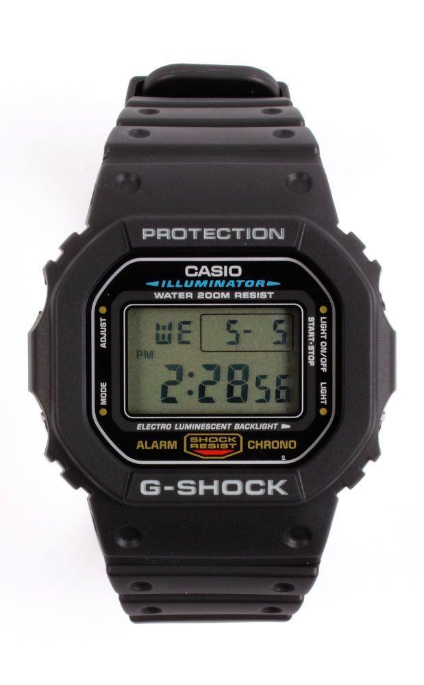 Casio Classic Core Dw5600E-1 Wristwatch | Casio g shock watches. Casio. G shock watches