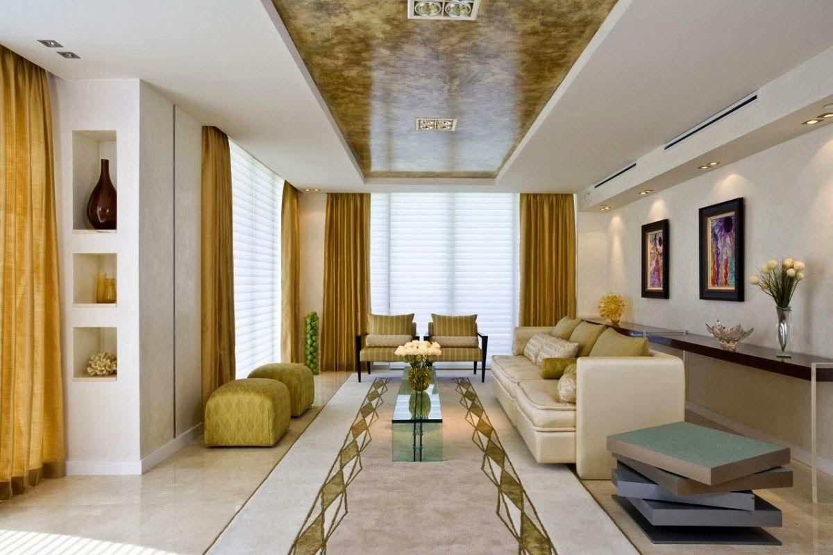 Interior Home Design Living Room Wallpaper HD