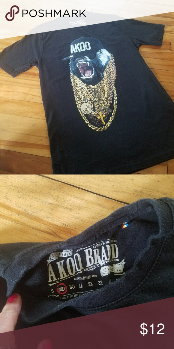 b28ba10af ... caviar; by akoo charlie ss tee qelsxha men t shirts; akoo long live t  shirt com; men s akoo tshirt black akoo brand tshirt excellent shape like  new ...