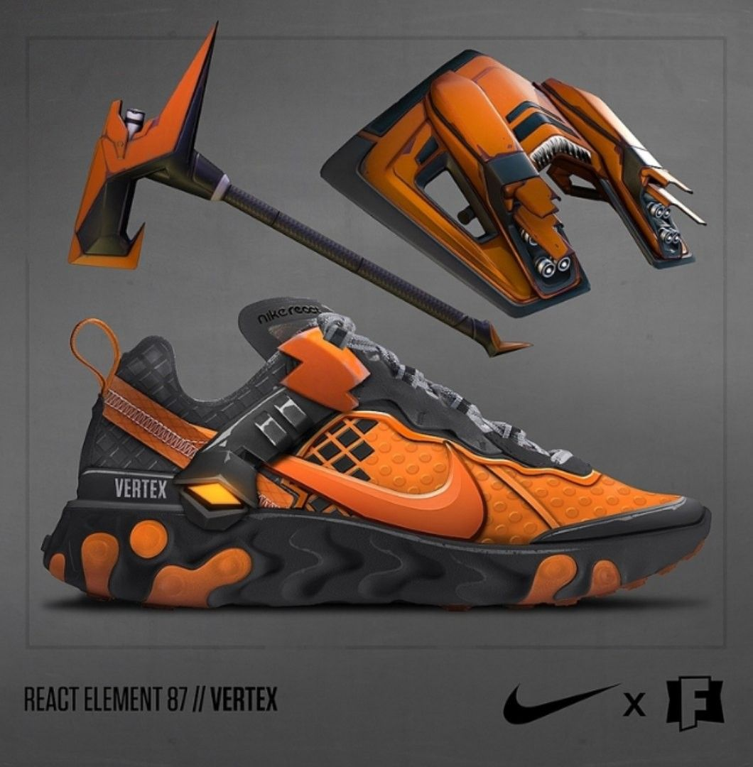 APEX LEGENDS NIKE SNEAKERS