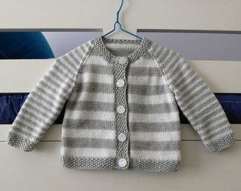 9b7996ef5 Newborn baby hand knitted cardigan - greenish aqua with multi colour ...